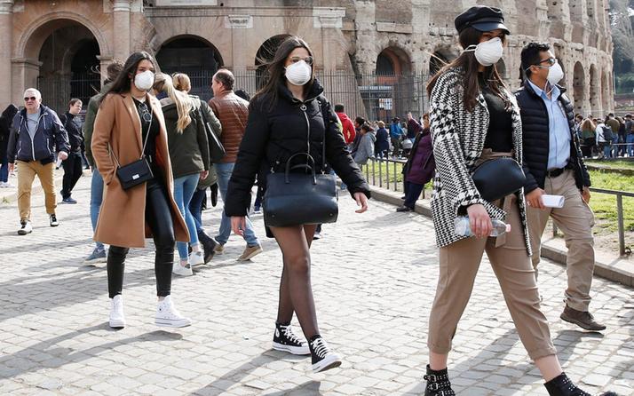 İtalya'da son 24 saatte vaka sayısı kaç oldu? İşte cevabı