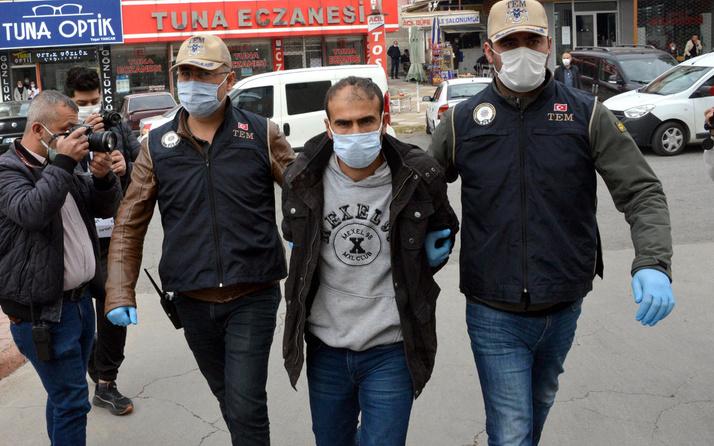 Kahramanmaraş'ta, HDP'li ilçe başkanına terör gözaltısı