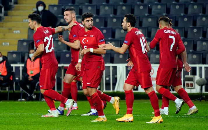 İşte Türkiye'nin 2022 Dünya Kupası Elemeleri'ndeki muhtemel rakipleri