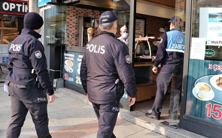 Sultanbeyli'de koronavirüs tedbirlerine uymayanlara 6 milyon 429 bin TL ceza kesildi
