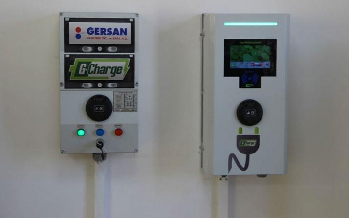 Erzurum'da elektrikli otomobillerin şarj üniteleri üretilecek