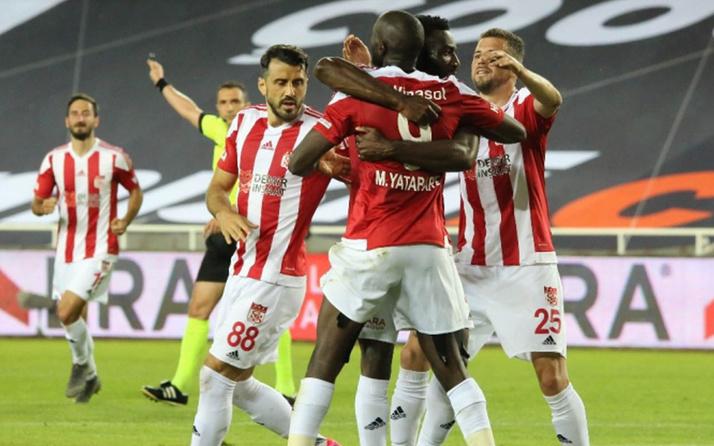 Sivasspor'da şok: 1 futbolcu koronavirüs pozitif çıktı