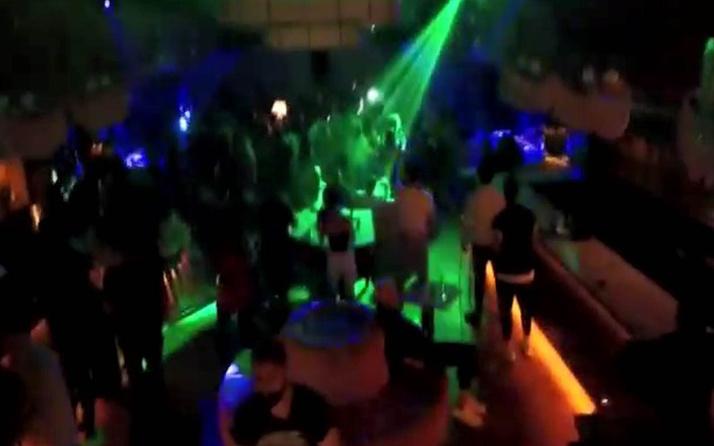 Şişli'de eğlence merkezindeki partide yakalanan 61 kişiye ceza yağmuru!