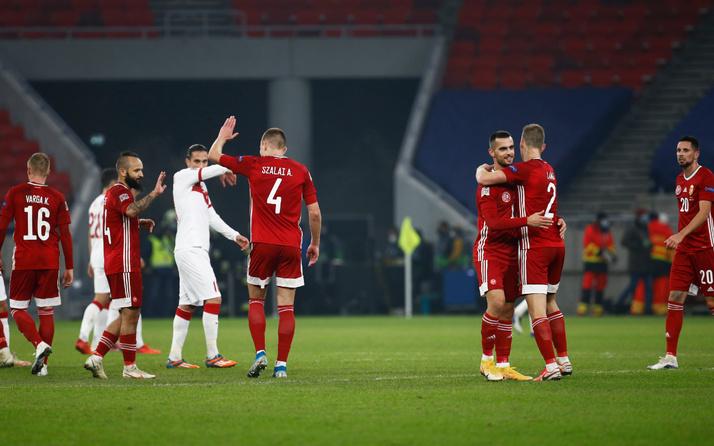 UEFA Uluslar Ligi'nde grup maçları tamamlandı