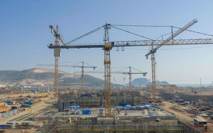 Akkuyu Nükleer Güç Santrali'nin üçüncü güç ünitesinin inşaat lisansı alındı