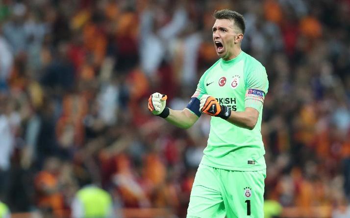 Galatasaray'da hasret bitiyor: Muslera'nın döneceği tarih belli oldu
