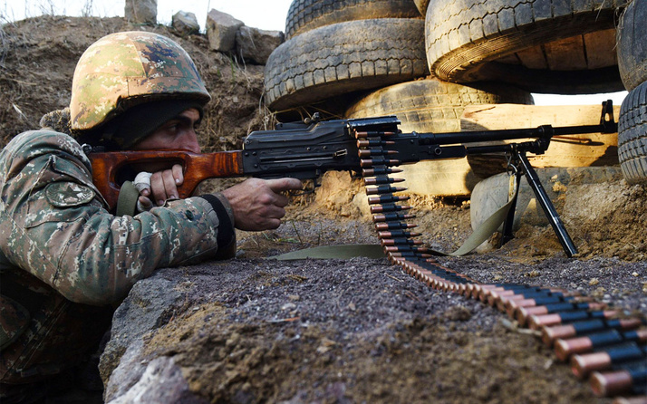 Dağlık Karabağ'da yenilen Ermenistan'dan Türkiye'ye tehdit: İntikamımızı alacağız