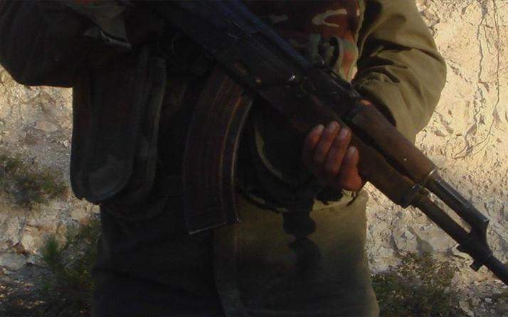 PKK'ya katılmak için Suriye'ye kaçmaya çalışırken yakalandı