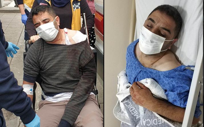 Samsun'da ilginç olay! Babası bıçakladı taburcu olunca kardeşi vurdu! Sebebi bakın ne