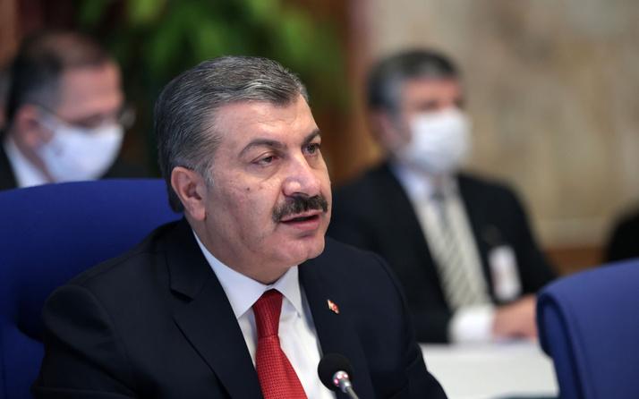 Sağlık Bakanı Fahrettin Koca: Önce kendim aşı yaptırırım
