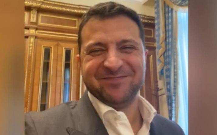 Ukrayna Devlet Başkanı iyi haberi böyle duyurdu! Koronayı yendi