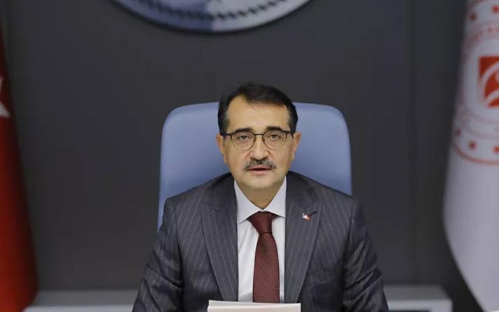 Bakan Dönmez'den önemli açıklamalar: Akkuyu NGS'de işler planlandığı şekilde yürüyor
