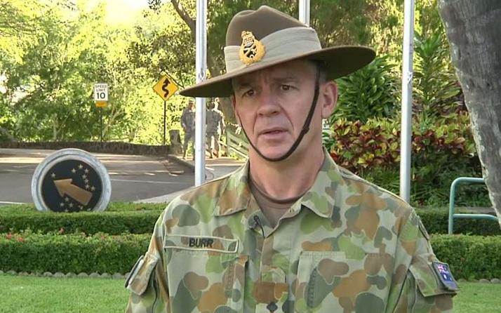 Avustralyalı komutan Rick Burr'dan Afganistan açıklaması: Şok oldum
