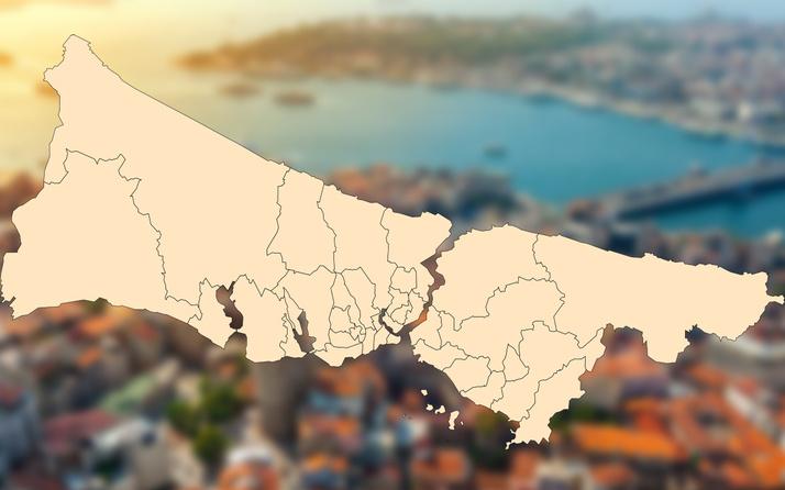 İstanbul için rapor açıklandı! Zirvede 2 ilçe yer aldı