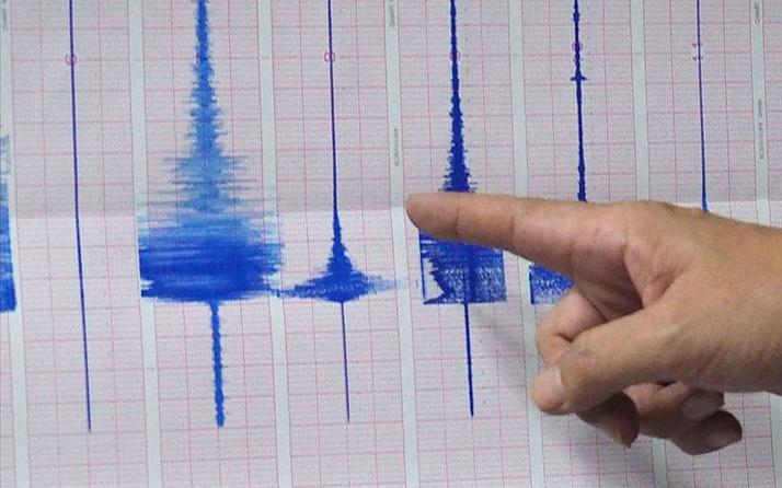 Kırıkkale Yahşiyan depremle sarsıldı