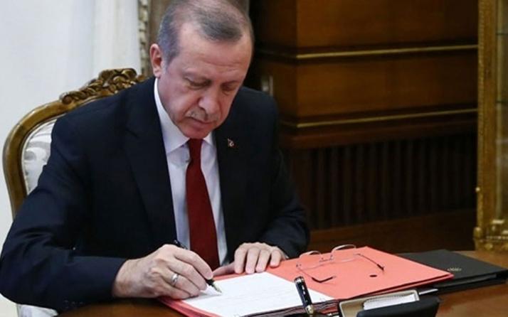 Cumhurbaşkanı Erdoğan imzaladı! Dört bakanlıkta çok sayıda atama