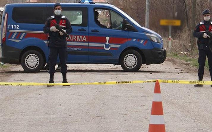 Yeni koronavirüs tedbiri! Adıyaman'da 39 ev karantinaya alındı