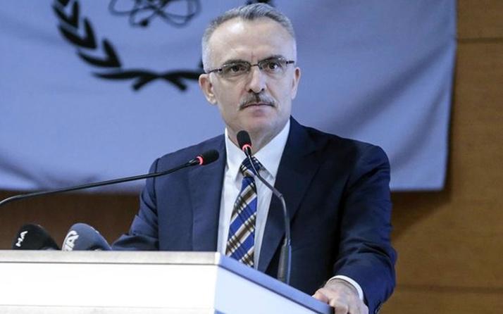 Son dakika Merkez Bankası Başkanı Ağbal'dan sıkı parasal duruş mesajı