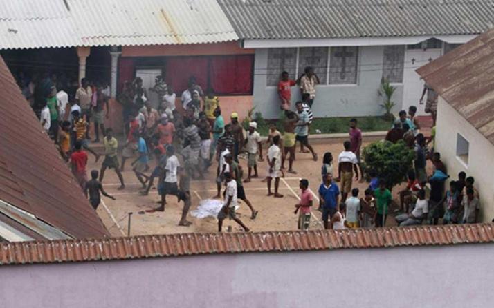 Sri Lanka'da mahkumların koronavirüs isyanında 6 kişi öldü 52 kişi yaralandı