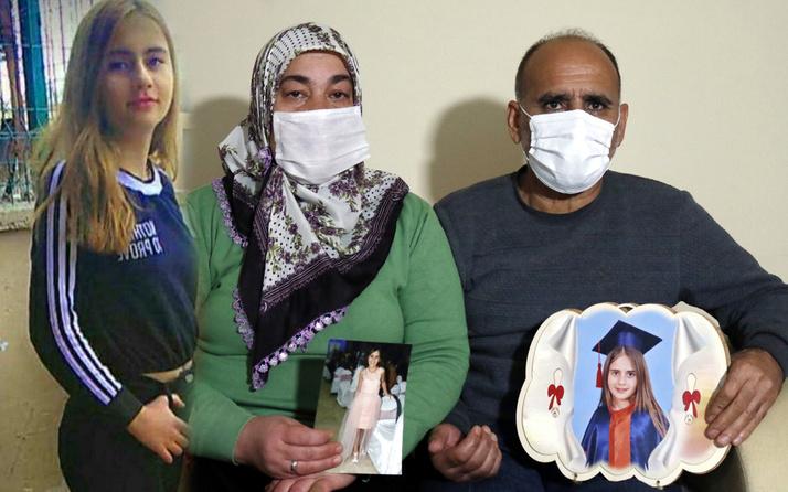 Antalya'da 14 yaşındaki kızları evde kaçan aileye tehdit! Sizin için iyi olmaz...