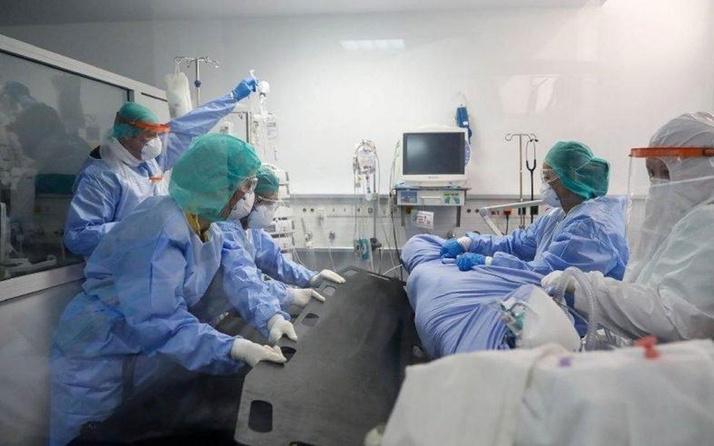Sağlık Bakanlığı toplam vaka sayısını ilk kez açıkladı