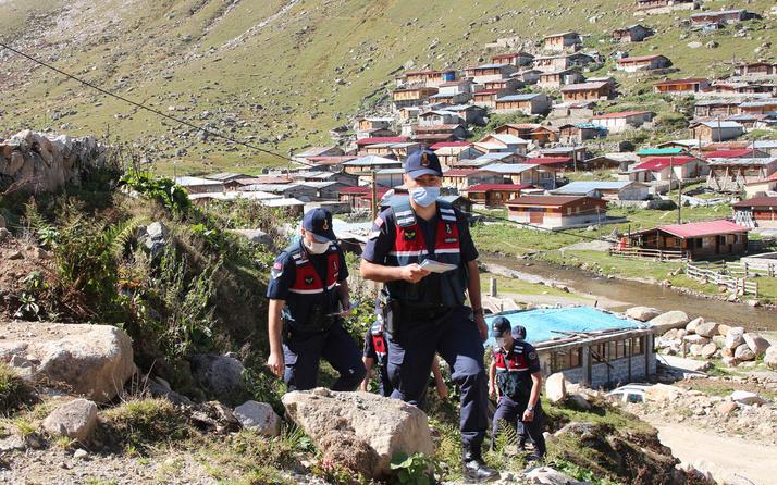 Trabzon'da yaylalarda terörist paniği yaşanmıştı bakın kim çıktı!