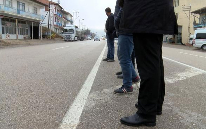 Malatya'da mahallelinin 'yol' isyanı! 28 yılda 39 kişi kazada hayatını kaybetti