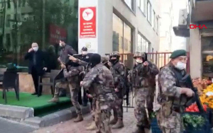 Kahramanmaraş'ta cinayet zanlısı kendisini almaya gelen polise ateş açtı: 1 şehit