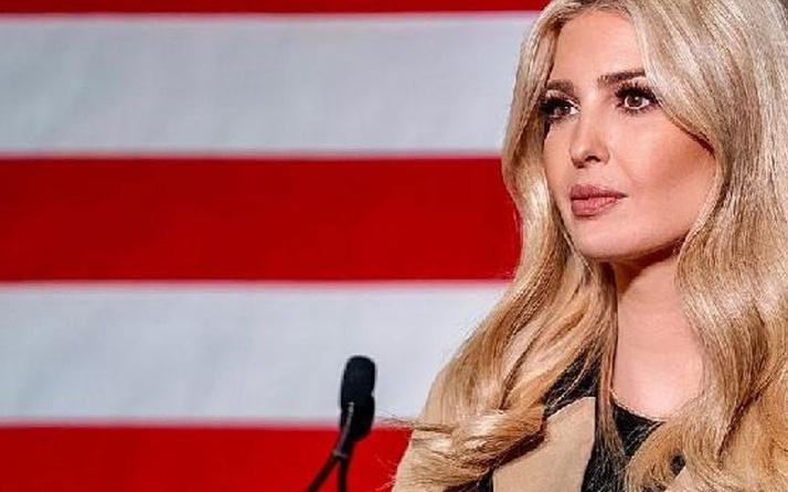 ABD Başkanı Donald Trump'ın kızı ve danışmanı Ivanka Trump ifade verdi
