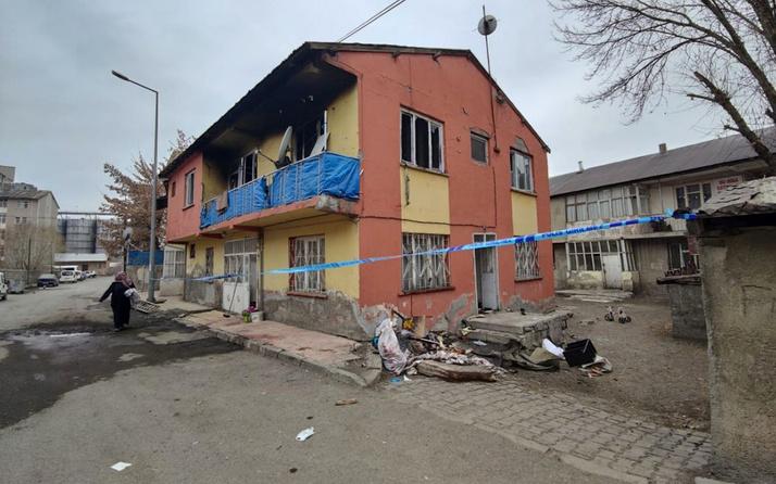 Ağrı'da korkunç yangın! Baba ve 2 çocuğu hayatını kaybetti