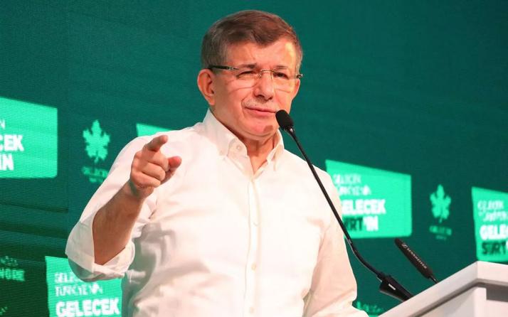 Ahmet Davutoğlu'dan sert sözler: Devleti sömüren her türlü asalağa son vereceğiz