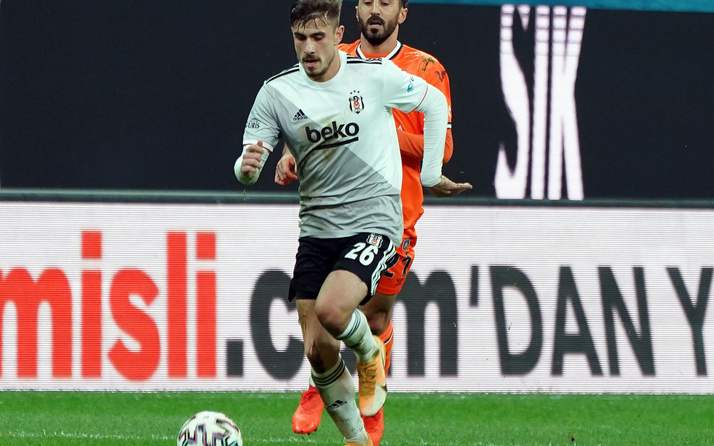 Beşiktaş, Dorukhan Toköz ile el sıkıştı