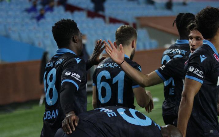 Trabzonspor'da 3 futbolcuyla yollar ayrılıyor