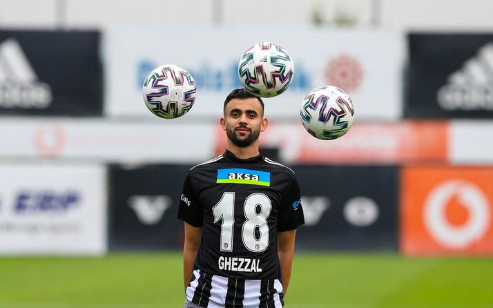 Rachid Ghezzal'dan Sergen Yalçın yorumu: Beşiktaş efsanesi