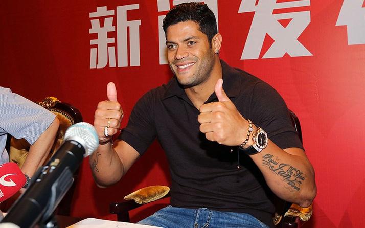 Hulk, Şanghay SIPG'den ayrıldı Porto yolunda