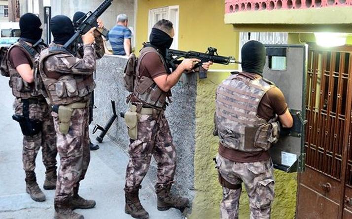 FETÖ'nün TSK yapılanmasına operasyon! 50 ilde 304 gözaltı kararı