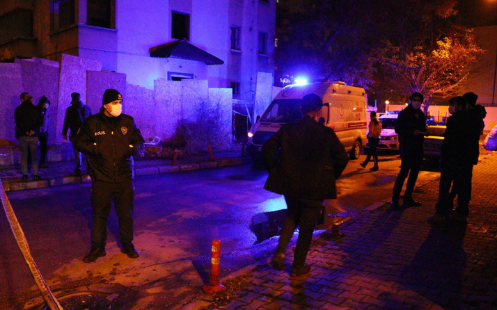 Ankara'da korkunç olay! Kafasına taşla vurarak öldürdü