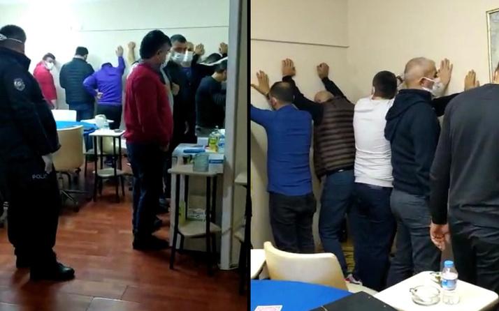 İstanbul Maltepe'de kiralık evi kumarhaneye çevirmişler