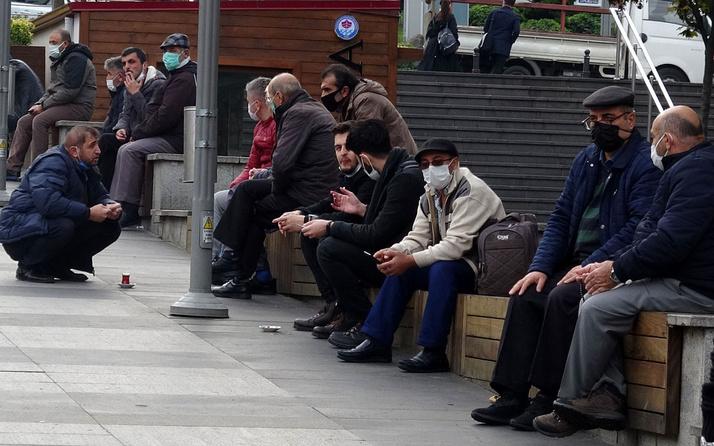 Trabzon'da koronavirüs vakaları artıyor! 'Evlerde gün' toplanmaları devam ediyor