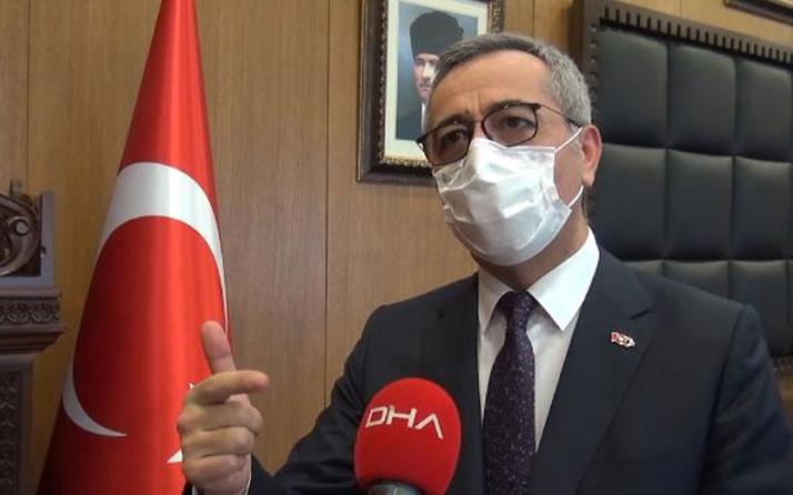 Koronavirüsü yenen Başkan Hayrettin Güngör: Öyle bir öksürüyorsunuz ki, dayak yemiş gibi