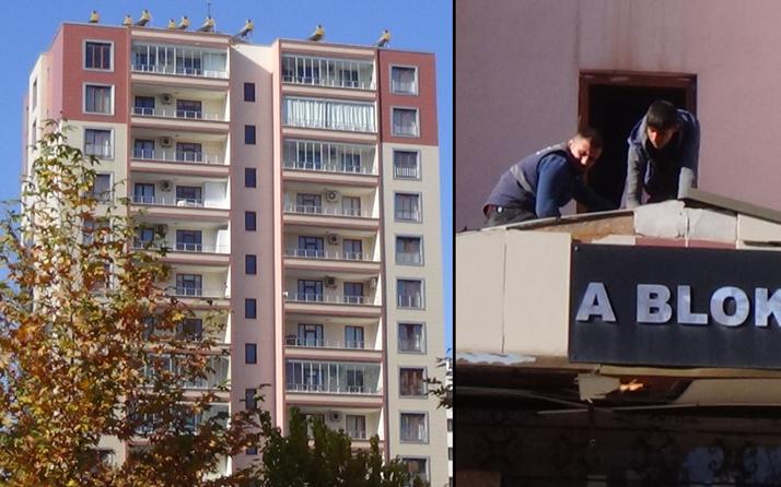 Diyarbakır'da ilginç olay! Koronavirüsü yendi 13 kattan atladı ama ölmedi