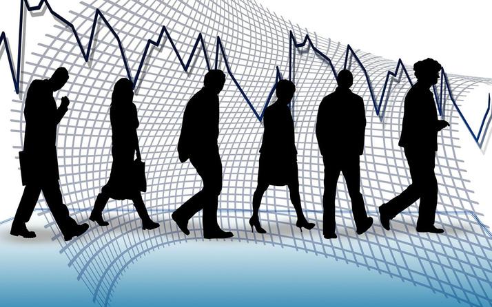İşsizlik rakamları açıklandı! Geçen yılın aynı ayına göre yüzde 12,7'ye geriledi