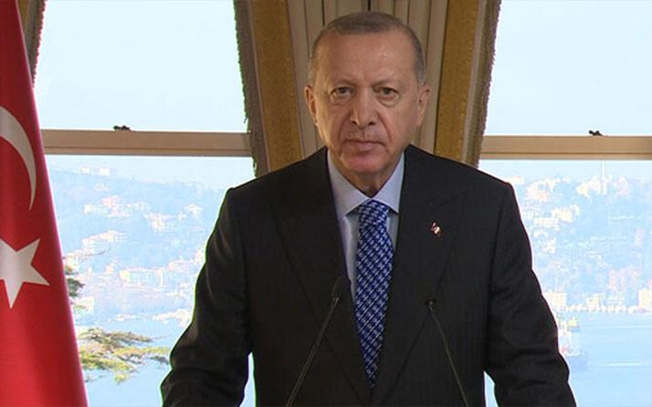 Erdoğan önemli mesajlar verdi: Amacımız Türkiye'yi teknoloji üssü haline getirmek