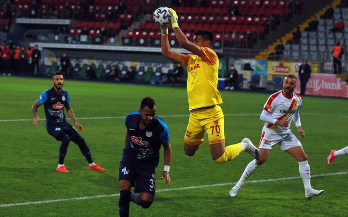 Göztepe penaltıyla yıkıldı! Çaykur Rizespor son dakikada güldü