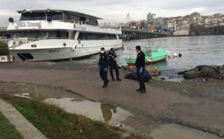 İstanbul'da denizde gören şok oldu! Polise haber verdiler