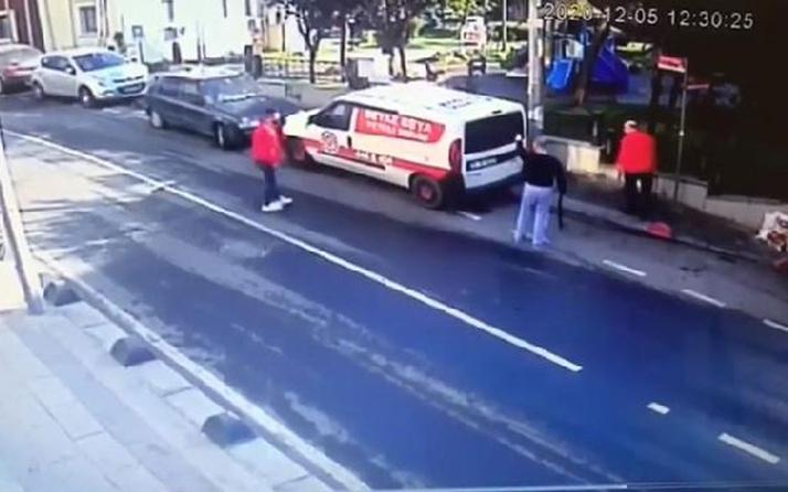 Bayrampaşa'da şoke eden olay! Buzdolabı tamirini beğenmeyen adam pompalı tüfekle dehşet saçtı