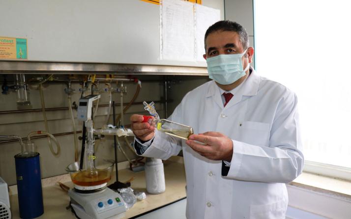 Malatya'dan bilim dünyasını heyecanlandıran haber! Uluslararası patent aldı