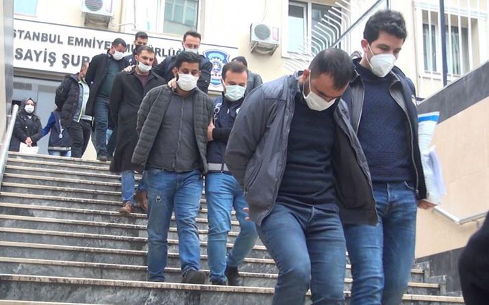 İstanbul'da vatandaşları 10 milyon lira dolandıran çete yakalandı