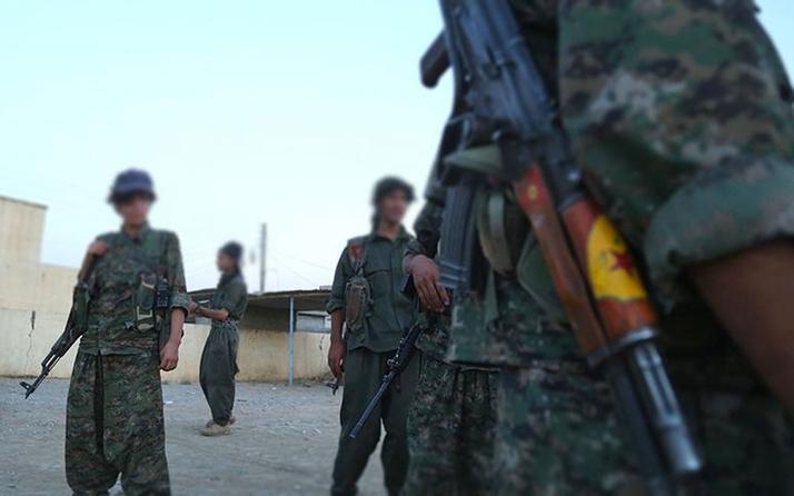 YPG/PKK'lı teröristler Haseke'de muhalif parti ofislerine saldırdı