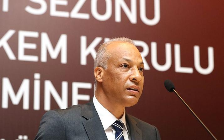 Serdar Tatlı: 15 maç barajına ulaşamayan hakeme sözleşme yok